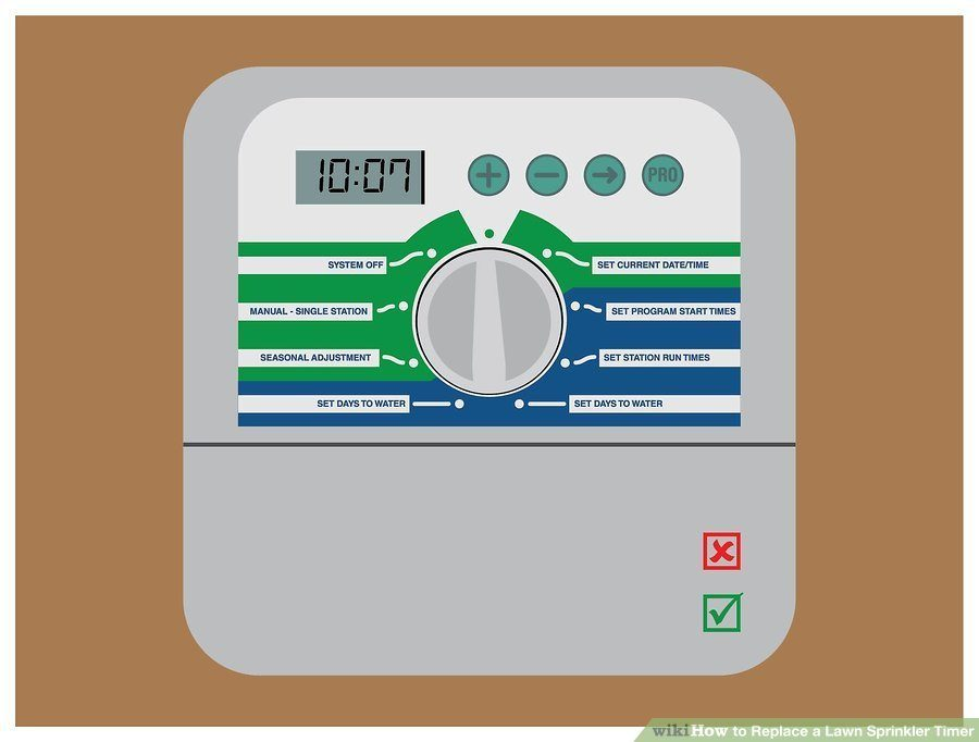 Sprinkler Timer Troubleshooting