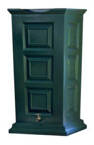 Good Ideas Savannah 55 Gallon Rain Barrel - Decorative Rain Barrels
