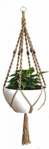 air plants macrame|air plant holder hanging