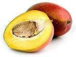fruits with pits - Mango