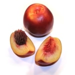 fruits with pits - Nectarine