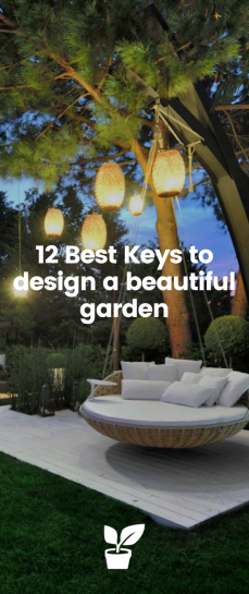 12 Best Keys to Design a Beautiful Garden If you want to design a beautiful garden, pay attention to the 12 points we mentioned in the article, for getting the perfect result! #BeautifulGarden #BeautifulGardenDesign #GardenDesign #GardenPlanning #GardenProjects #BackyardProjects #LandscapeDesign garden design plans | garden design plans ideas | beautiful garden design landscapes | garden planning layout landscaping | garden projects backyard |landscape design backyard